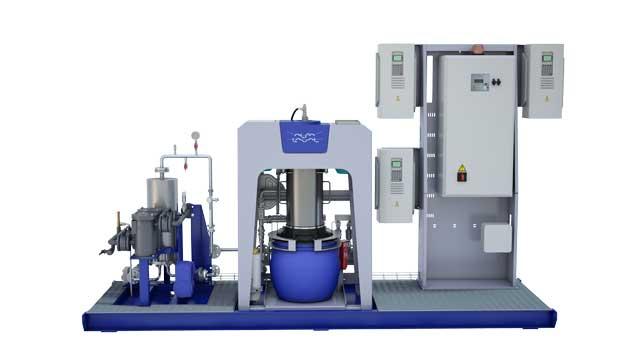 Alfa Laval PureDry - Système de valorisation des rejets d'hydrocarbures