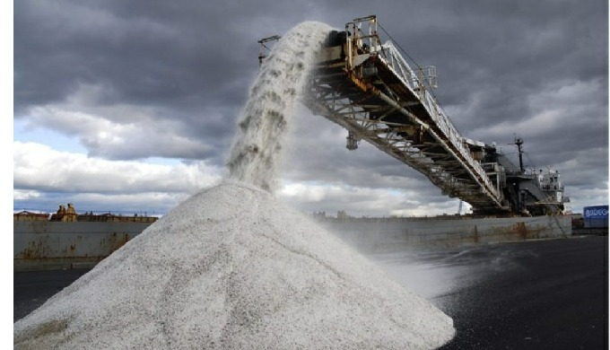 Bulk Road salt is the most used product for the ice-melting process. The quality of bulk salt affect...