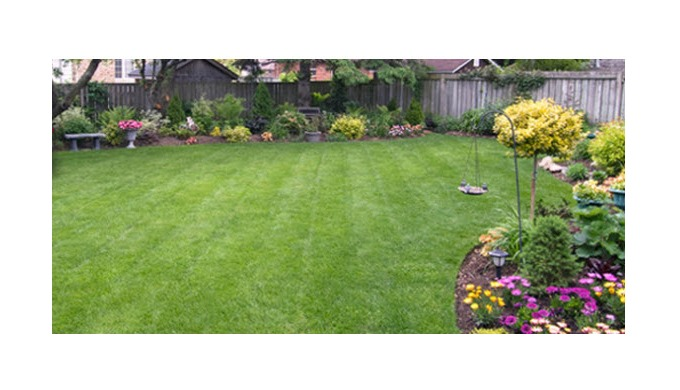 Maintain your lawn to the best possible state all year round and say goodbye to those perpetual gard...