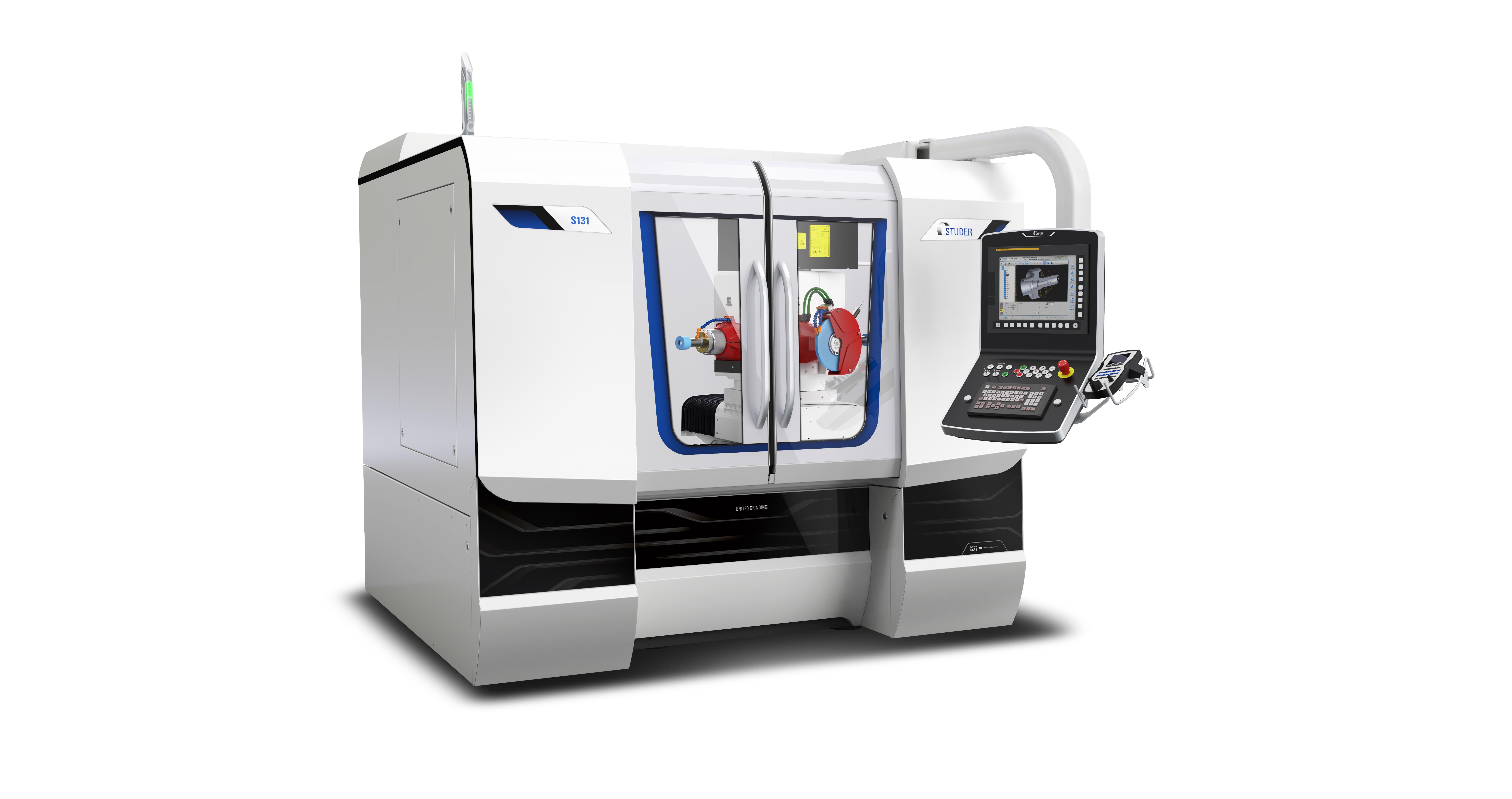 Les rectifieuses cylindrique intérieures de rayons de STUDER: S121 / S131 / S141 Les expertes de la ...
