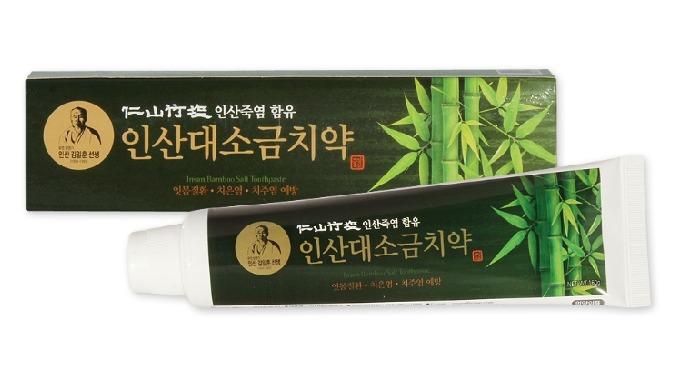 Insan Bamboo Salt toothpaste