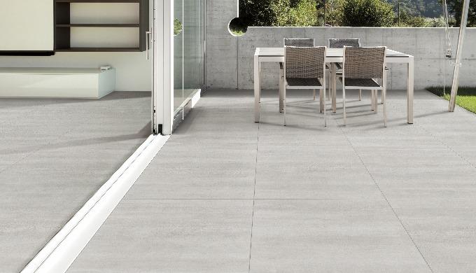 Keramische Bodenbeläge für Terrasse, Garten und Pool