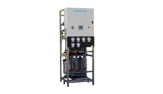 Silhorko-Eurowater, Elektrodeionisering (EDI)