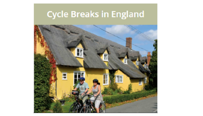 Considering a holiday or short break cycling in England? Self-guided and fully supported cycling hol...