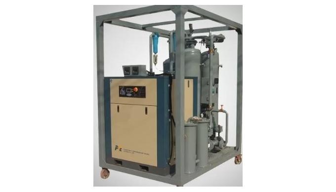 Air Dryer ModelTK100TK200 Air supply (m 3 /h)100200 Dew point-40℃ to -70℃ Air pressure0.02-0.04Mpa P...