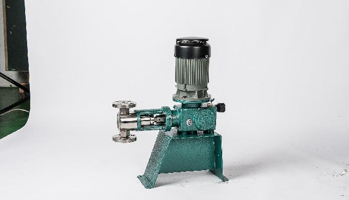 3)DK SERIES l Chemical feeder pump
