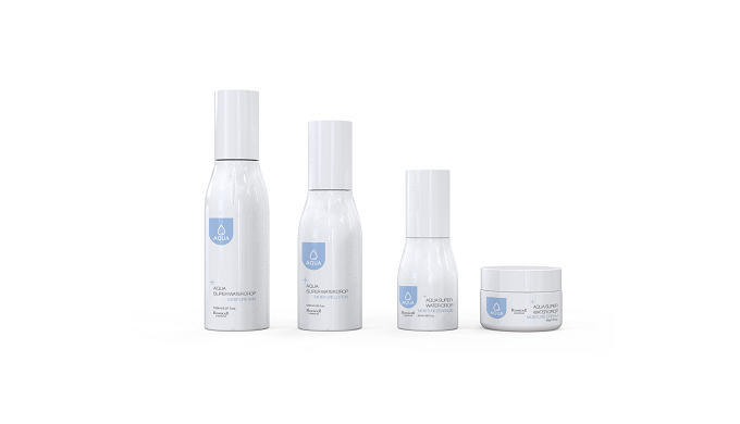 Aqua Super Waterdrop Moisture Set