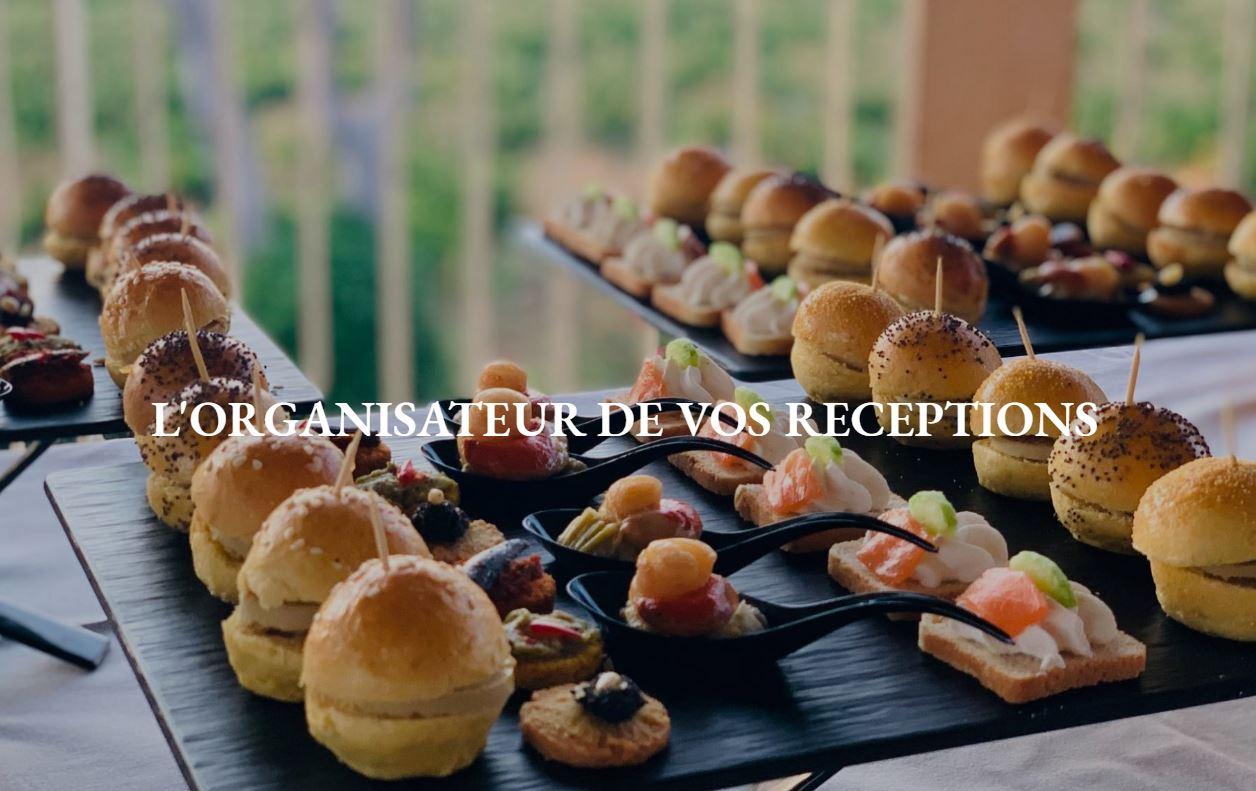 Provence Traiteur propose d'organiser vos réceptions pour vos événements privés (mariages, baptême e...