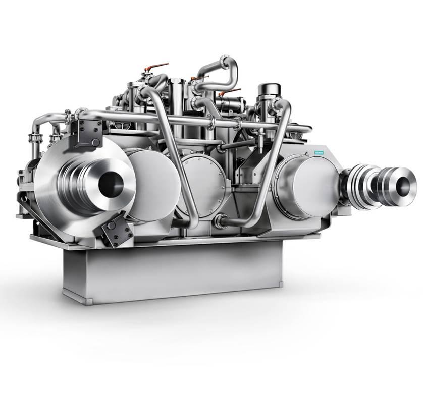 Getriebe für Marineanwendung / mit mehreren Eingängen