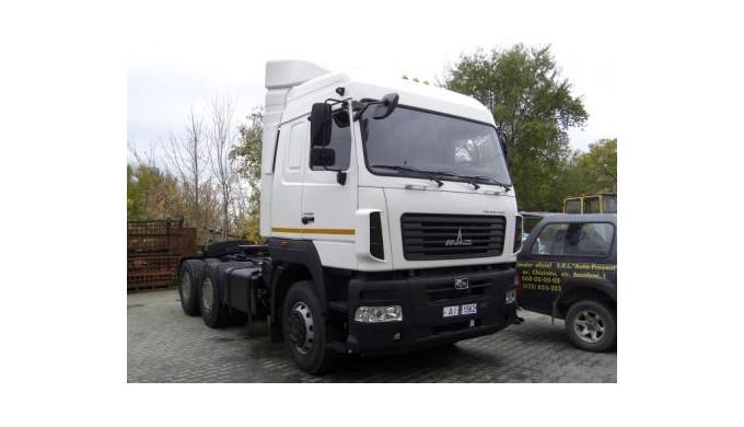 Camioane pentru semiremorci (cap tractor/autotractor)