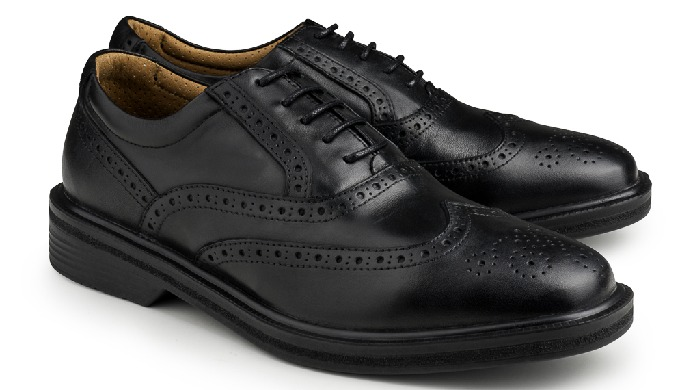 Smart Walker Brogues