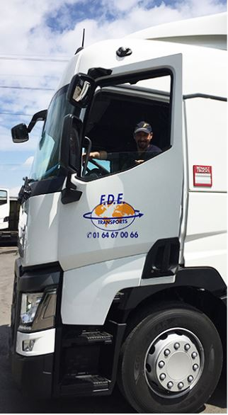 Transport régulier F.D.E.Transports