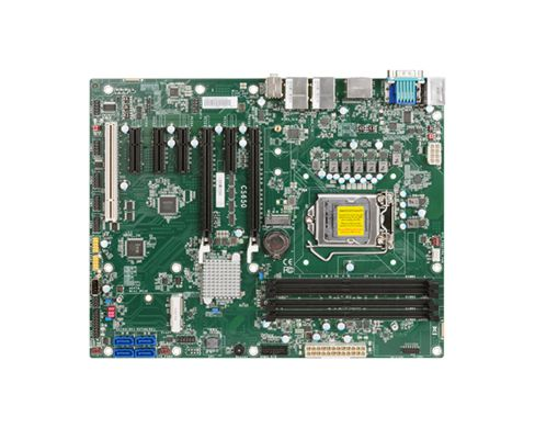 CS650-C246   8th Gen Intel Core   ATX   DFI