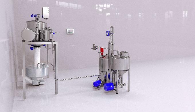 Sistemi centralizzati per la produzione, stoccaggio e dosaggio di salamoia. Ideali per rispondere al...