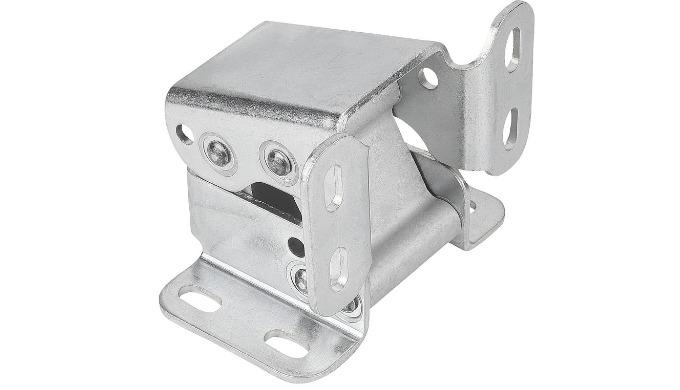 Stahl, Achsen und Verbindungselemente anodisiertes Aluminium. Hier gelangen Sie direkt zu unserem On...
