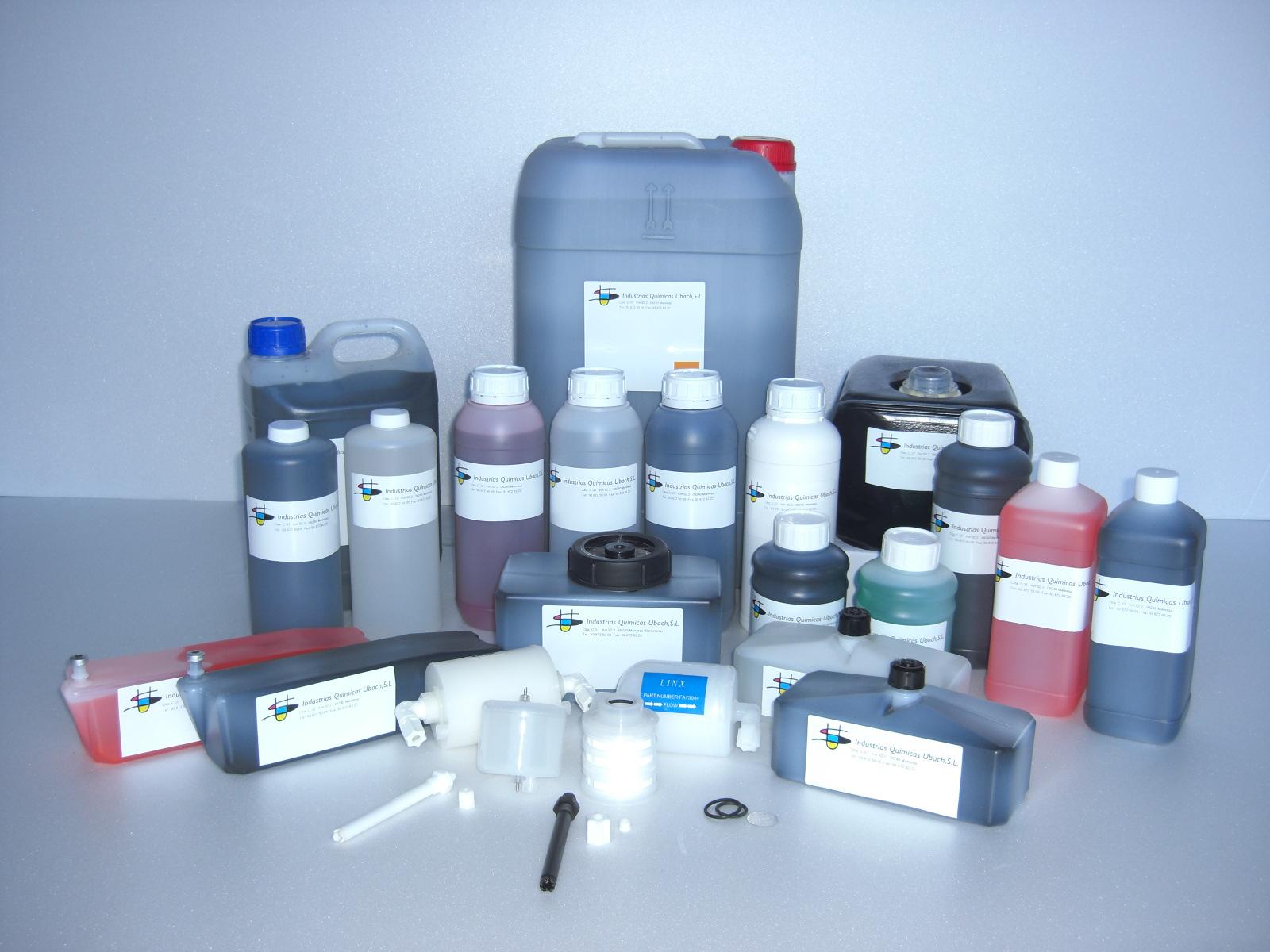 Ink manufacturer