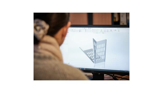 Un bureau d'Etudes intégré permettant d'apporter des modifications techniques à vos pièces ou de vou...