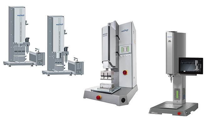 Ultraschall-Schweißmaschinen