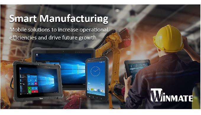 Smart Manufacturing Powered by Enterprise Mobility Solutions