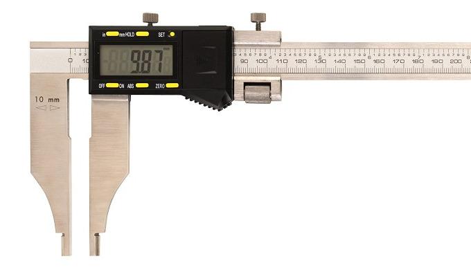 Digitální posuvné měřítko 300-1000 mm