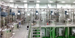 Plant-scale Fermentation SystemFeatures& benefits - HMI and PLC are interlocked to control automatio...