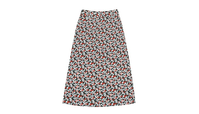 Flower Cutting Skirt