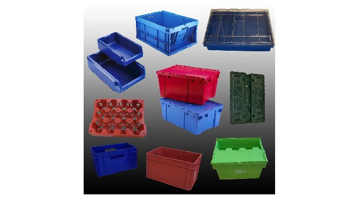 Boxes, cases, Crates and Pallets