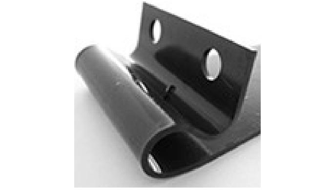 Federn aus flachen Materialien - meist Bandstahl - sind ein besonderer Federtyp. Federn aus flachen ...