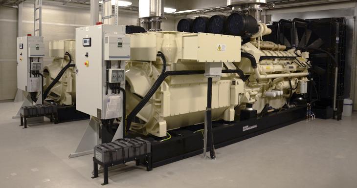 För reservkraft inom effektområdet 5-2500kVASamtliga aggregat kan levereras i olika utförande från e...