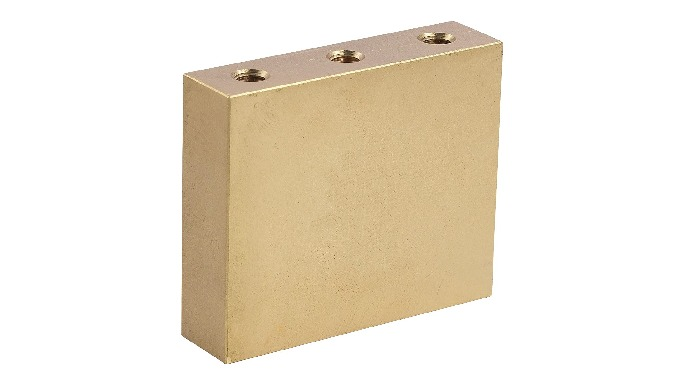 Brass Fat Block