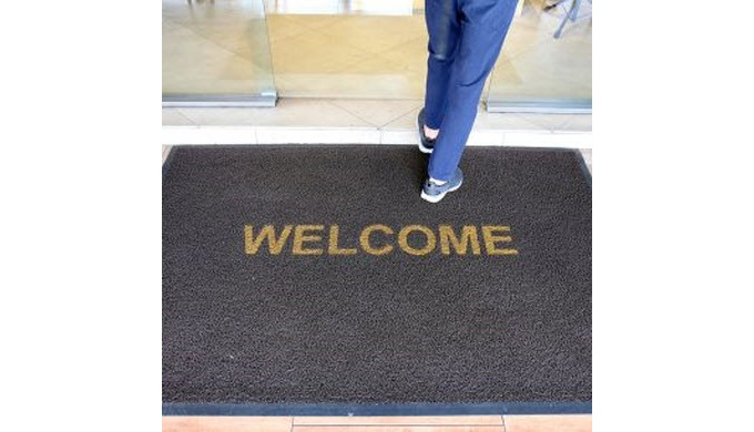 Our dust mat services perfectly complement our workwear rental and there are plenty available to you...