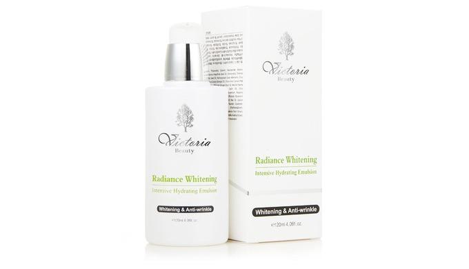 Radiance Whitening Intensive Hydrating Emulsion