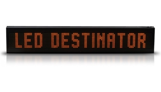 The LED Destinator™ series – perfect for fleets of all types - is available in a variety of sizes an...