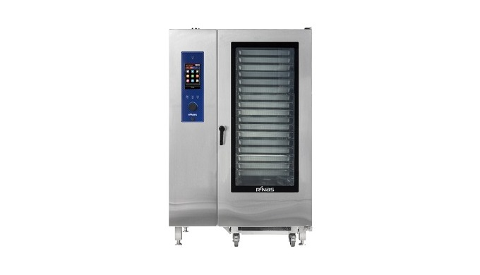 STEAM CONVECTION OVEN   COOKING SYSTEM of Rinas Daesung Co., Ltd.