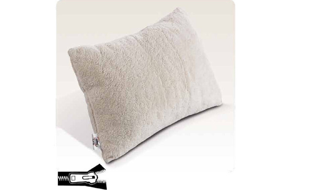 Organic Cotton Wool Pillow