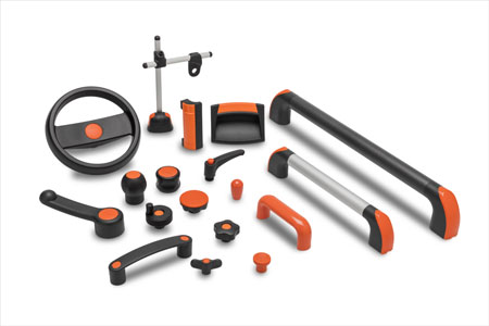 Among its over 40,000 product codes available in stock, ELESA offers an extensive selection of stand...