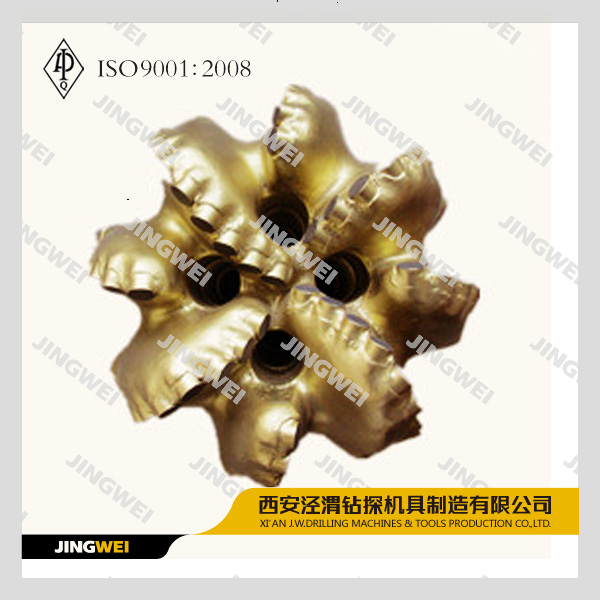 Description: PDC (Polycrystalline Diamond Compact) is composed of diamond micron powder and cemented...