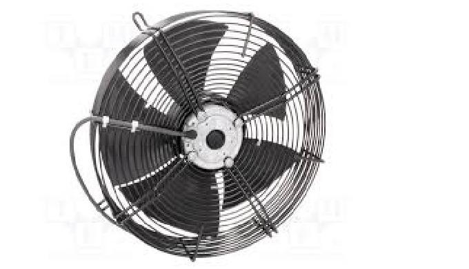 HyBlade® axialní ventilátory