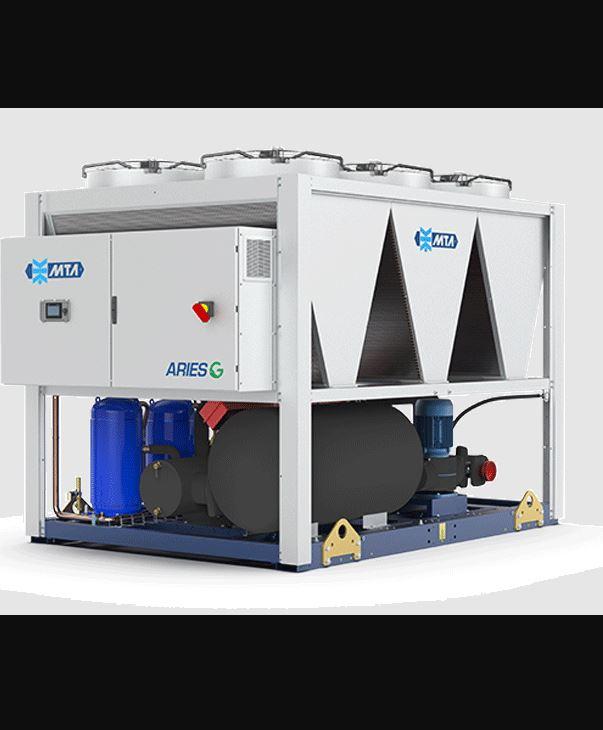 MTA, fournisseur d'équipement industriel, vous présente le refroidisseur de liquide ARIES G avec une...