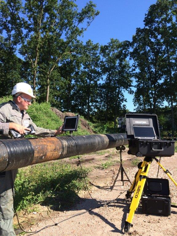 NDT Solutions: Surface Inspection for Pipeline Integrity Assessment and MRO Services