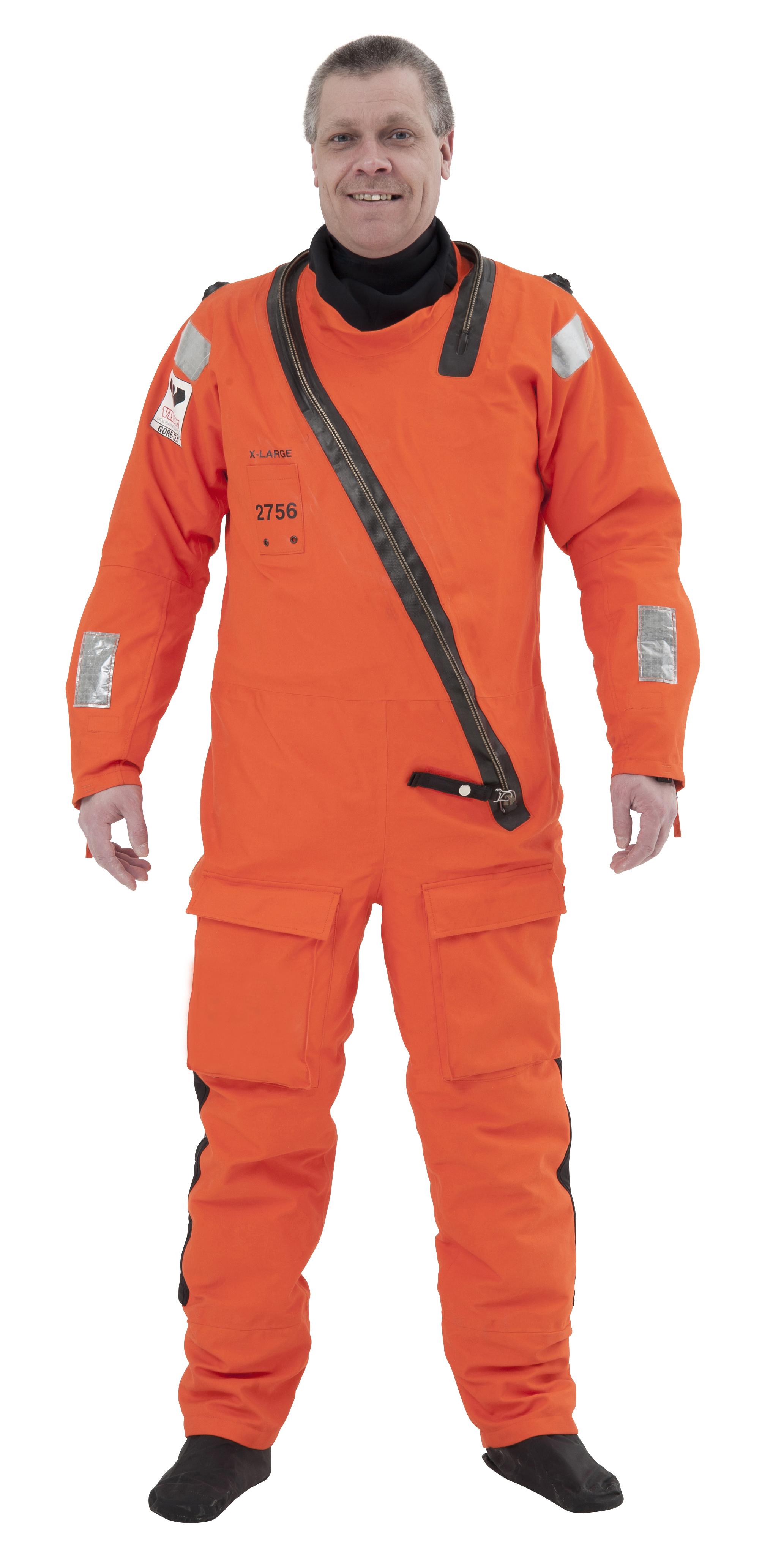 Pålidelig, høj kvalitet dragt, der hjælper med at beskytte operatører, der rejser til og fra arbejde...