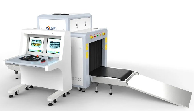 FUANSHI security equipment manufacturer-x-ray inspection system, x-ray baggage scanner, walk-through...