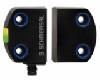 Kompakt beröringsfri RFID säkerhetssensor för seriekoppling av både säkerhet och diagnostik. Läs mer...