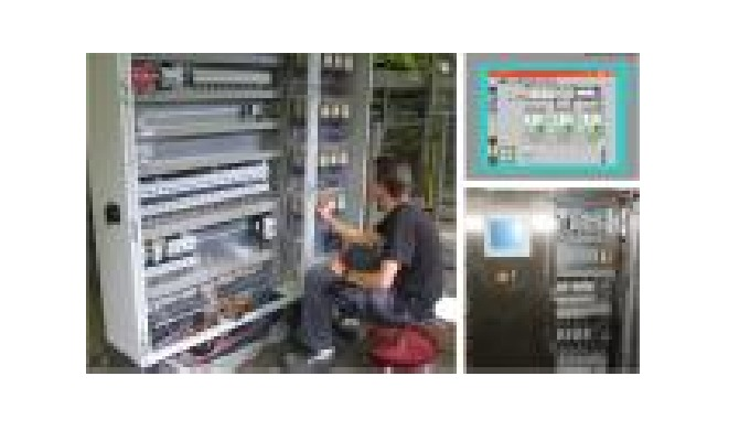 Complete control systems In-house engineering SCADA Vision systems Traceability For more information...