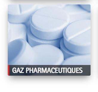 Gaz pharmaceutiques Messpharma
