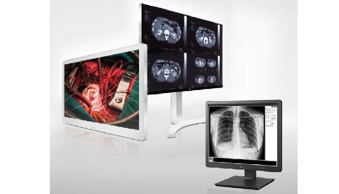 5) LG Medical Monitor   medical monitoring