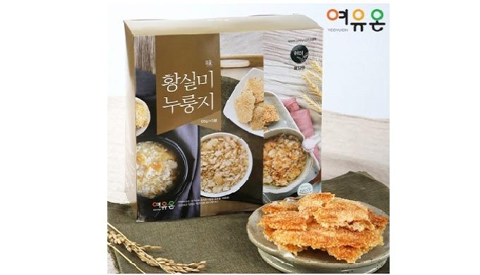 Hwangsilmi Nurunggi Pack | crunchy rice