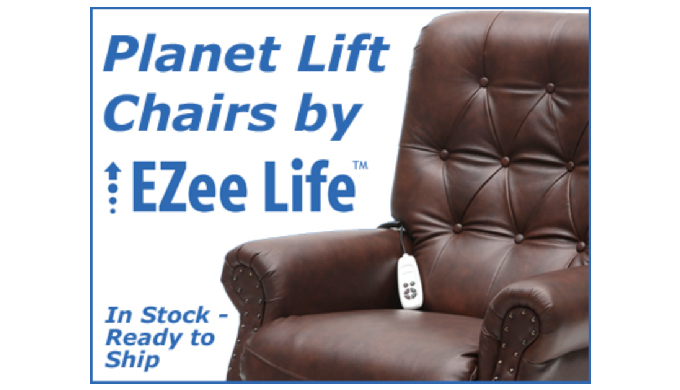 Factory Direct Medical offers both Elran and Planet models of high quality lift chairs to meet the n...