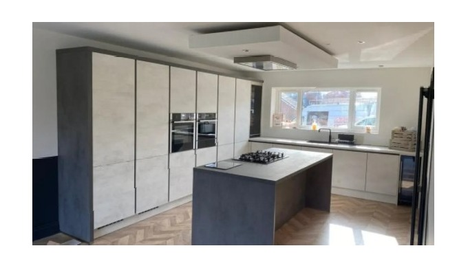 Nobilia German Kitchens by Square is a leading specialist in premium quality fitted German kitchens ...