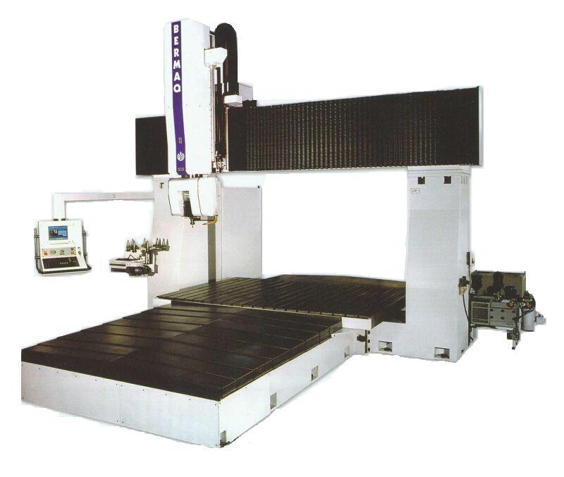 Máquina especialmente diseñada para mecanizar a alta velocidad aluminios, y materiales similares. Má...